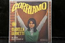 Isabella Iannetti – Corriamo / Chiedilo Al Tuo Cuore
