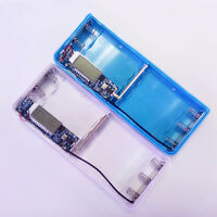 Power Bank Kit USB 5V 5x18650 Battery Charger DIY Cell Box Accessory For Phone