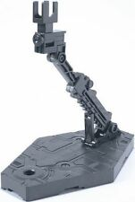 Grey Action Base 2 Stand For Gundam Models HG 1/144 Model Bandai