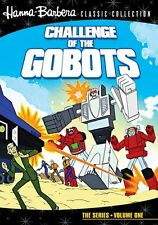 Hanna-Barbera: Challenge of the GoBots: Volume 1, 30 Episodes (3 Discs 1985)