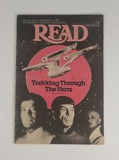 RARE 1979 READ Magazine STAR TREK TMP & BLACK HOLE Stephen Hawking, Kirk, Spock