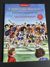 Geigennoten - Fiddle Time Runners mit CD
