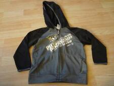 Youth Pittsburgh Penguins Sz 4 Hoodie Hooded Sweatshirt Athletic Reebok PlayDry