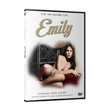EMILY (The Awakening of Emily) Koo Stark, Victor Spinetti [1976] DVD