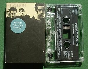 Headswim Better Made / No Ticket Cassette Tape Single - TESTED