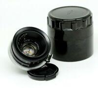JUPITER-12 2,8/35mm USSR Rangefinder Black Lens Contax RF Bessa R2C Biogon JN79