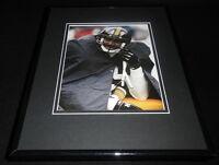 Dwayne Woodruff Framed 11x14 Photo Display Steelers