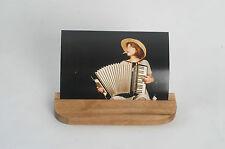 Altholz Kartenhalter Bilderhalter 14,5 cm  Mangoholz shabby