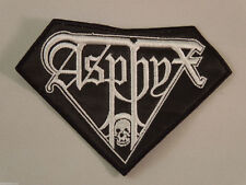 ASPHYX Band Logo (Embroidered Small Patch) (New)