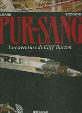 DURAND / RODOLPHE . CLIFF BURTON  N°6 . PUR-SANG . EO . 1993 .
