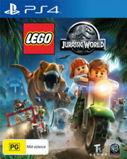 LEGO Jurassic World PS4 Game NEW