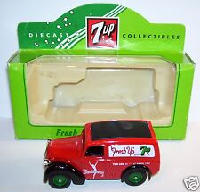 DAYS GONE LLEDO CAMIONNETTE DE LIVRAISON MORRIS Z VAN FRESH UP SEVEN UP IN BOX