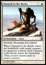 Chained to the Rocks  VO - MTG Magic (Mint/NM)