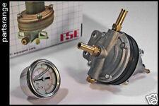 Fuel Pressure Regulator With Gauge Flapper V8 Engine Range Rover Morgan TVR SD1