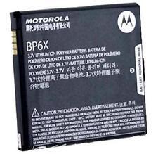NEW OEM MOTOROLA BP6X i1 CLIQ XT MB501 Milestone XT720 XPRT MB612 BATTERY