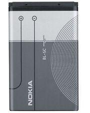 BL-5C batteria ORIGINALE NOKIA 6600 N91 8GB N-Gage 6086