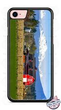 Farm Red Barn Mountains Phone Case Cover fits iPhone X 8 PLUS Samsung 9 LG etc