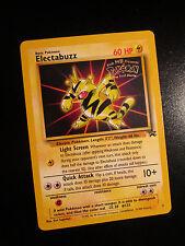 =] SEALED Electabuzz #2 Black Star Promo Set Rare Original Non Holo Pokemon Card