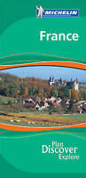 """VERY GOOD"" France Green Guide (Michelin Green Guides), , Book"