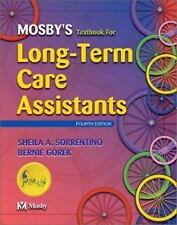Mosby's Textbook for Long-Term Care Assistants-ExLibrary