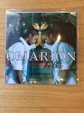 Omarion Ice Box (DJ Nabs Remix Featuring Da Brat) Promo CD