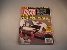 SUPER FORD MAGAZINE MARCH 1993 GIANT RACE ISSUE