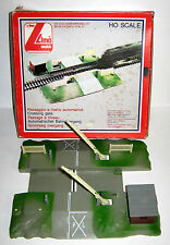 LIMA H0 HO 1:87  PASSAGGIO A LIVELLO  LEVEL CROSSING art. 60 0021 con box