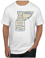 St. Louis Blues 2018-2019 STANLEY CUP CHAMPIONS T-Shirt - NHL Trophy Hockey