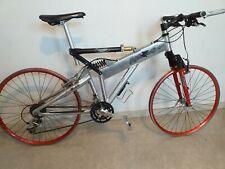 vélo Vtt old school mountain bike vintage Vario aluminium Full susponsion