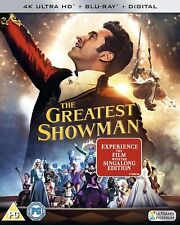 The Greatest Showman [2017] (4K UHD + Blu-ray + Digital Download)