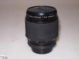 Carl Zeiss Objektiv Macro Planar T 1:2,8 / 60 mm Contax / Yashica mount lens