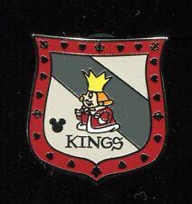 DLR 2017 Hidden Mickey Signs King of Hearts Restroom Disney Pin 119774