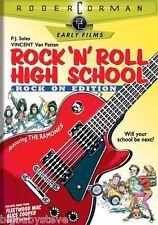 ROCK 'N' ROLL HIGH SCHOOL SE in Slipcover Ramones Brand New & Factory Sealed