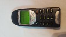 Nokia 6210 - Schwarz (Ohne Simlock) Handy