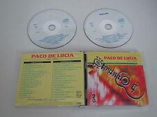 PACO DE LUCIA/1967-1990(PHILIPS 848 827-2) 2XCD ÁLBUM