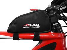 "XLab Rocket Pocket 3.1"" Aero Frame Bag (Black #1602 / Red #1604)"
