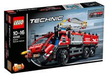 LEGO 42068 TECHNIC - Airport Rescue Vehicle [2 Models in 1]