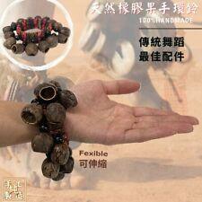Wrist Ankle Shaker Hand Shaker Maracas Rubber Husk Seeds Native Dancing Rattle