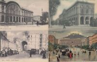 ITALY ITALIEN ITALIA 110 Vintage Postcards Mostly Pre-1940 with BETTER!