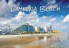 Daytona Beach, Florida, FL 2 x 3 Travel Souvenir Fridge Locker Magnet #FLDB700