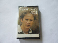 ART GARFUNKEL ~ ANGEL CLARE ~ CBS 1973 UK FOLK ROCK CASSETTE TAPE ~ PAPER LABELS