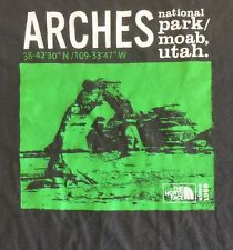 Arches National Park Xxl The North Faces T Shirt Moab Utah Delicate Arch