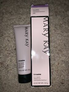 MARY KAY MK TimeWise 3 in 1 Cleanser Combination to Oily Skin 4.5 Oz. NIB