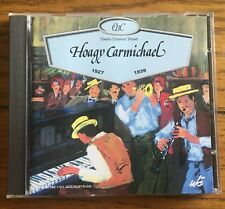 Hoagy Carmichael 1927 - 1939 CD Timeless Recs