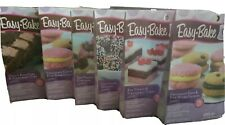 Easy-Bake Ultimate (6) Refill Mix Lot