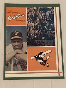 Vintage- 1967 Baltimore Orioles Yearbook