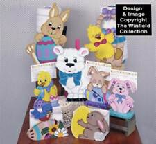 New Listing Easter Crazy For Easter Woodcraft Patterns