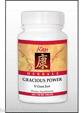 Kan Herbs - Herbals Gracious Power 120 tabs