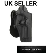 IMI SYSTEM R HAND POLYMER ROTO HOLSTER SIG SAUER P220, P225, P226, P228, P229 UK