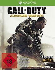 Call of Duty: Advanced Warfare USK 18/100% UNCUT (Microsoft Xbox One)+ovp+